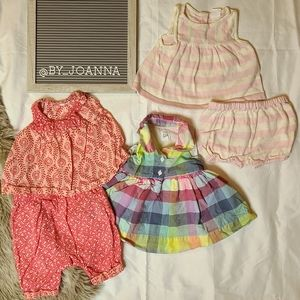 Lot of 3 《GAP》 0-3 Month Outfits